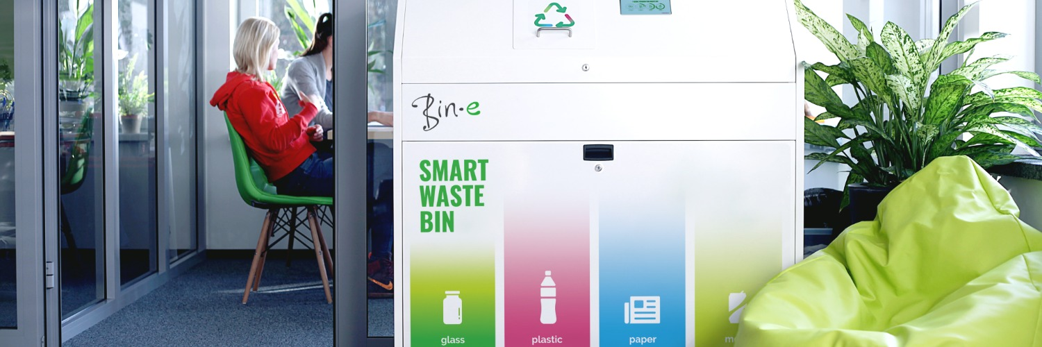 Gallery Bin-e  Waste Management System 1