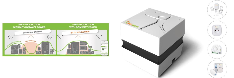 Gallery Comwatt power 1