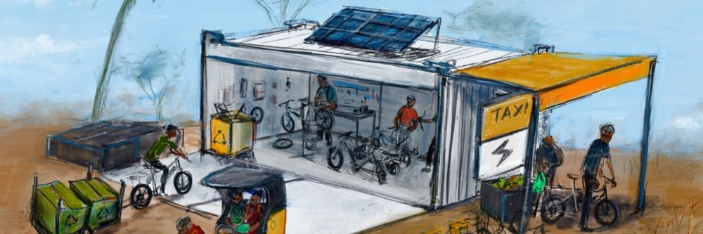 Gallery EBIKES4AFRICA 1