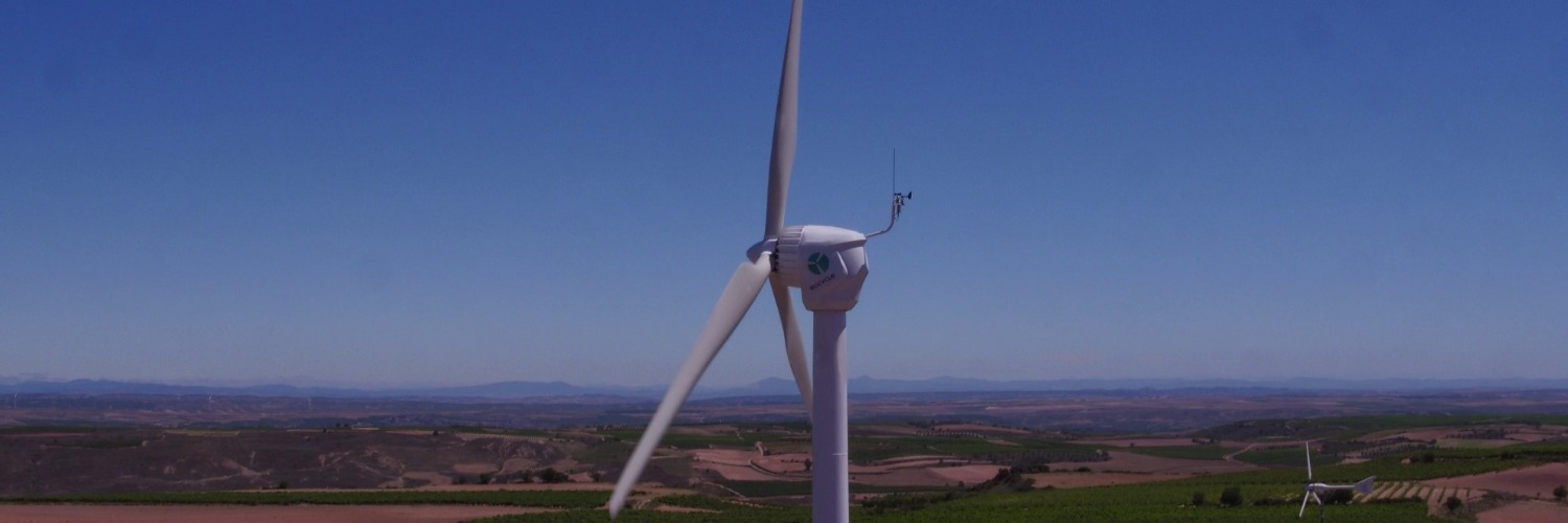 Gallery Eocycle/EO25 Distributed Wind Turbine 1