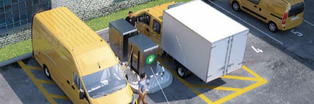 Gallery HYGEN Plus - a supercharger for business fleet vehicles 1