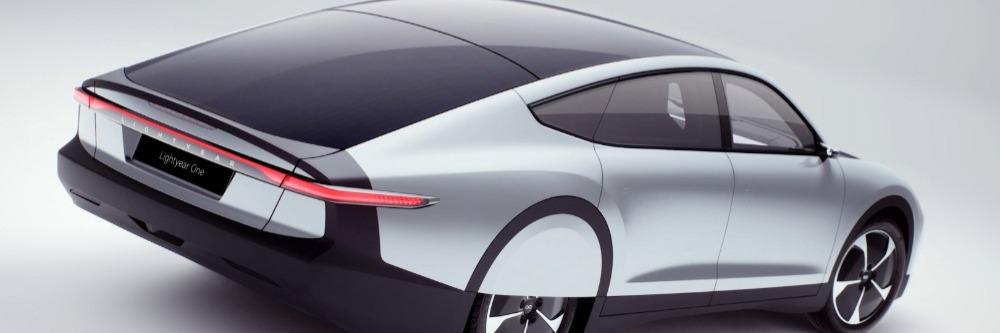 Gallery Lightyear One – Solar electric car 1