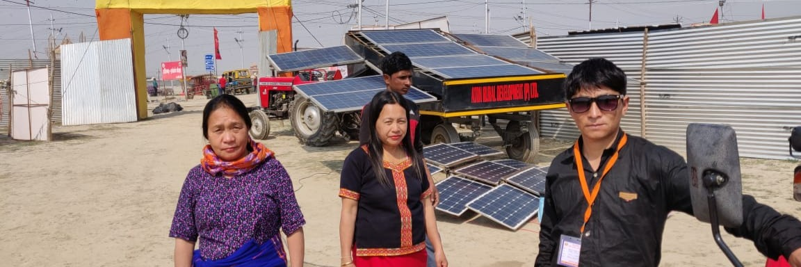Gallery Mobile Solar Generator 1