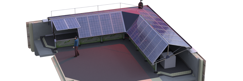 Gallery Multifunctional Roof Edge (MRE) 1