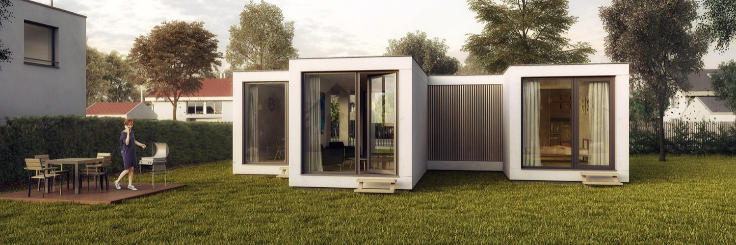 Gallery UHCS Recycled PET house 1
