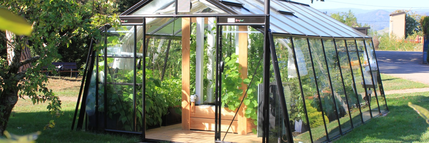 Gallery Smart Greenhouse 1