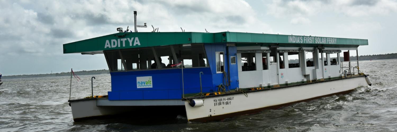 Gallery Solar Ferry Boat 1