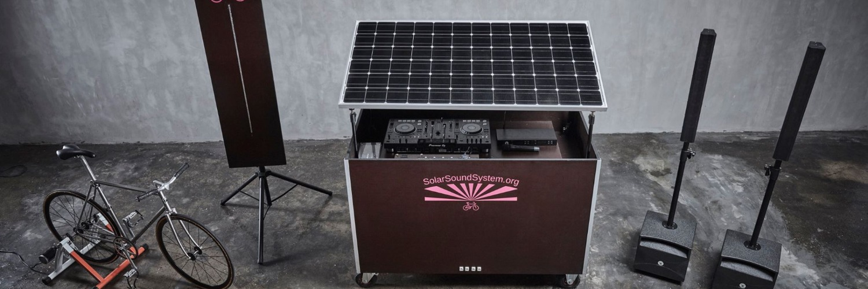 Gallery SolarSoundSystem 1