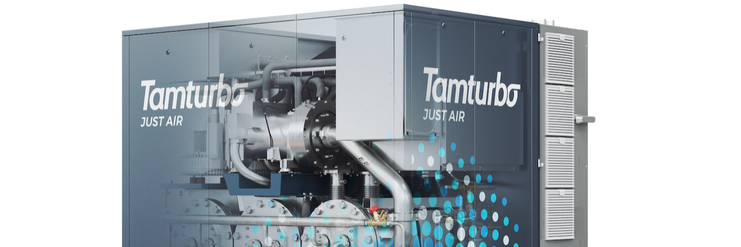 Gallery Tamturbo Touch-Free Compressor Technology 1
