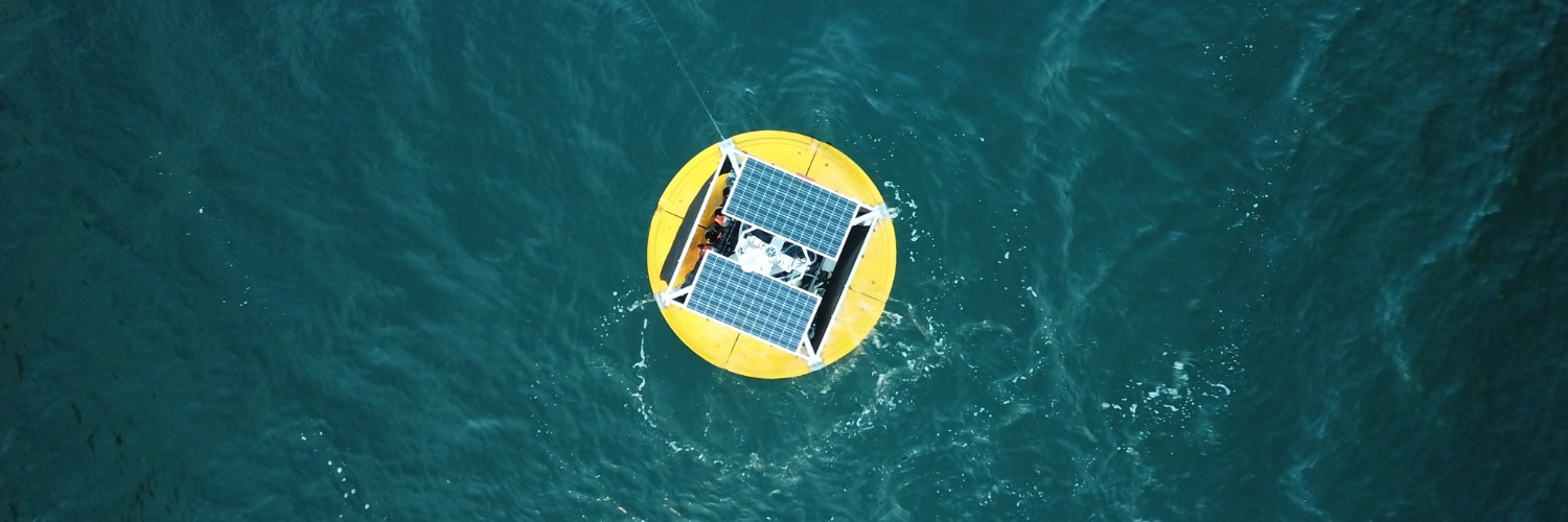 Gallery Wave-powered desalination buoys 1