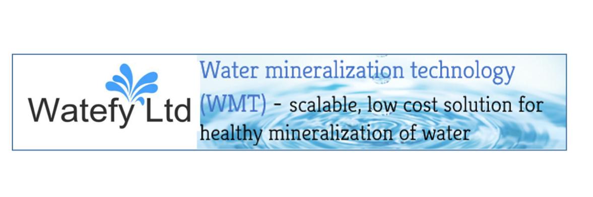Gallery Water Mineralization Technology 1