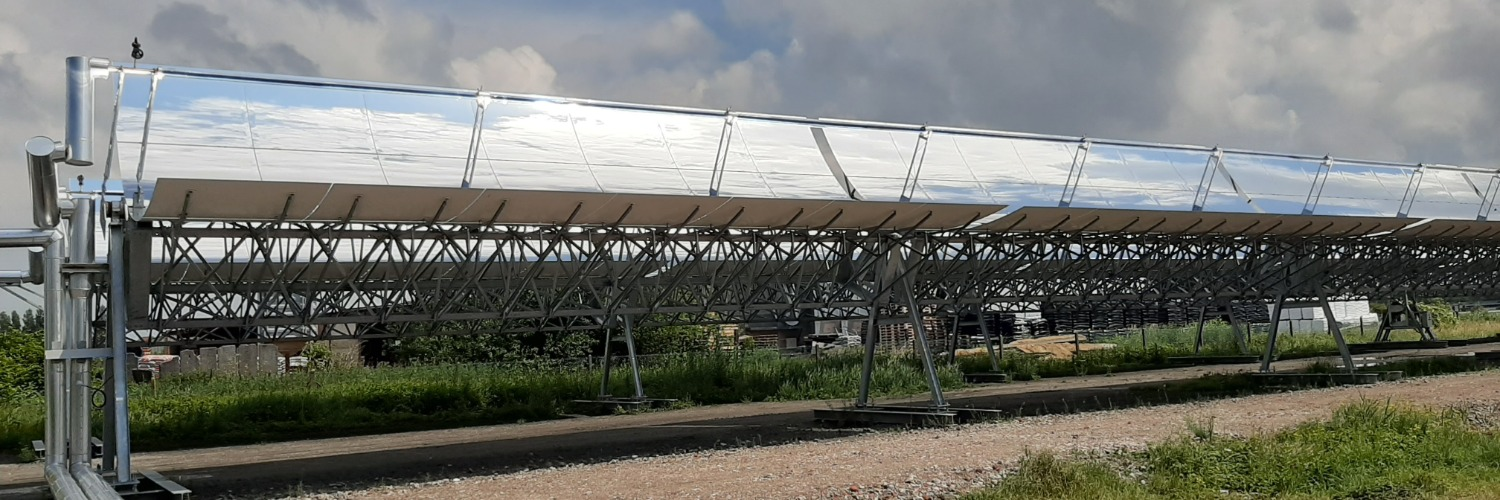Gallery Concentrated Solar Thermal Solution 1