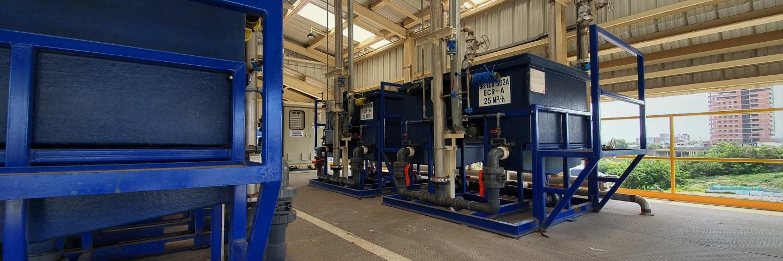 Gallery Electro Contaminant Removal (ECR) System 1