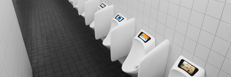Gallery Waterless Urinal 1
