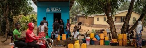 Gallery NUMA Water 1