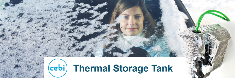 Gallery Thermal Storage Tank (TST) 1