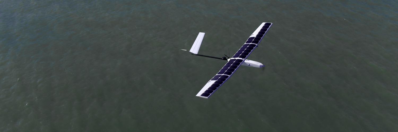 Gallery SB4 Phoenix Solar Drone 1