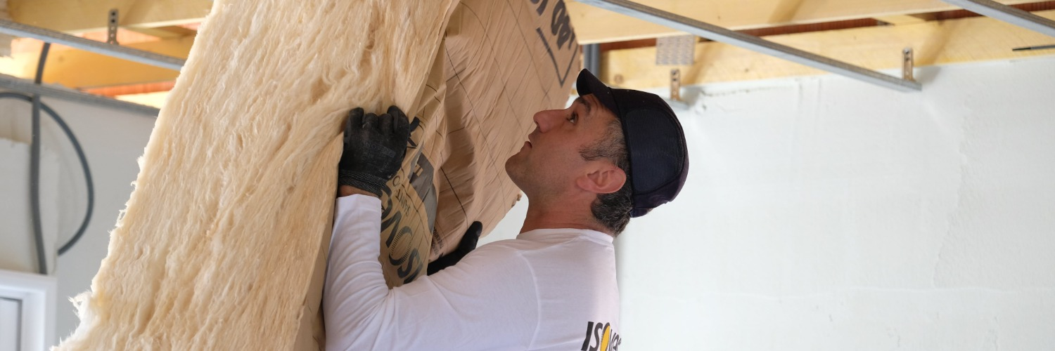 Gallery ISOVER bio-based glass wool insulation 1