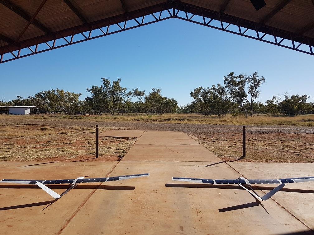 Gallery SB4 Phoenix Solar Drone 2