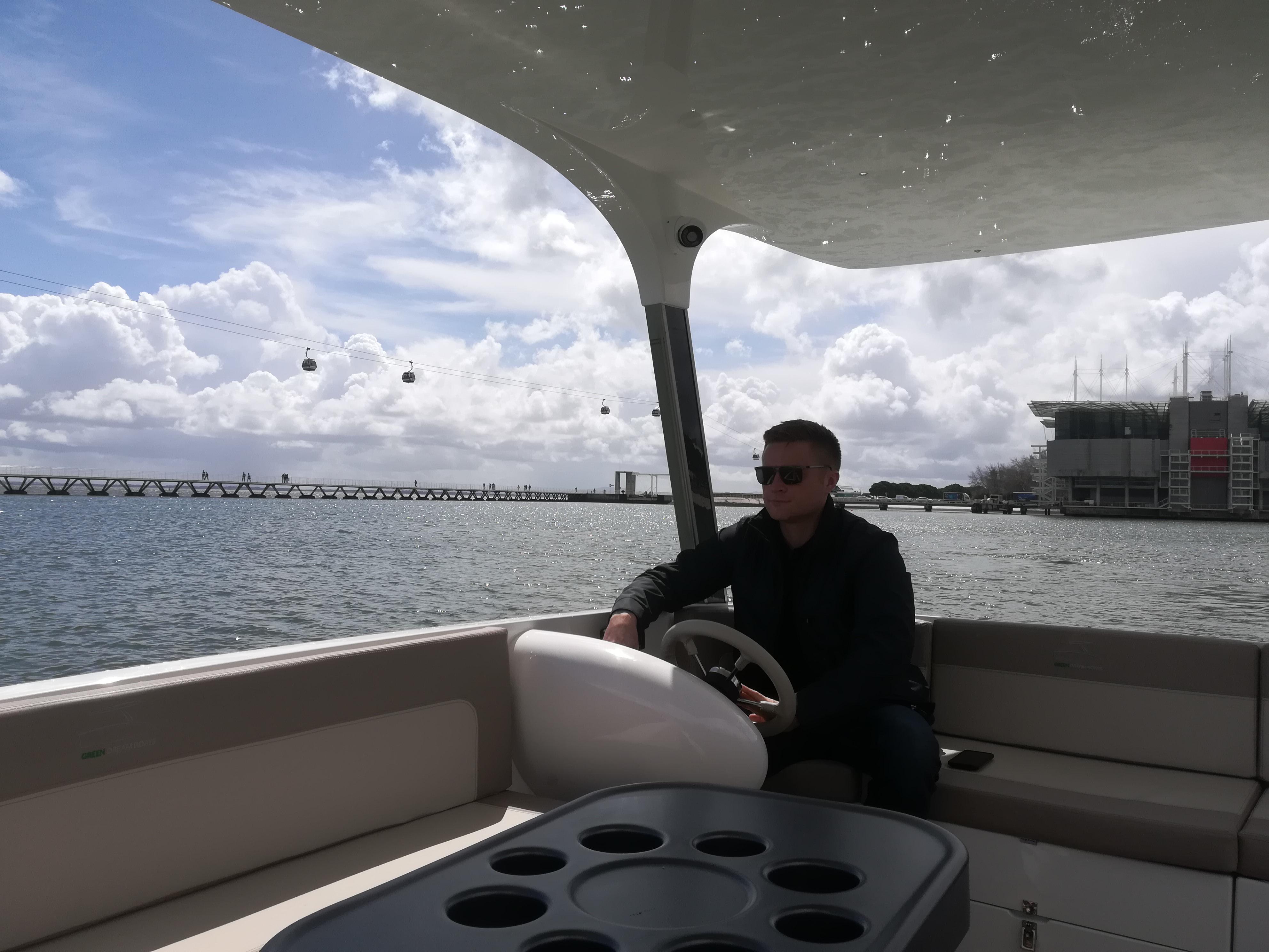 Gallery City Boats Lisbon 2
