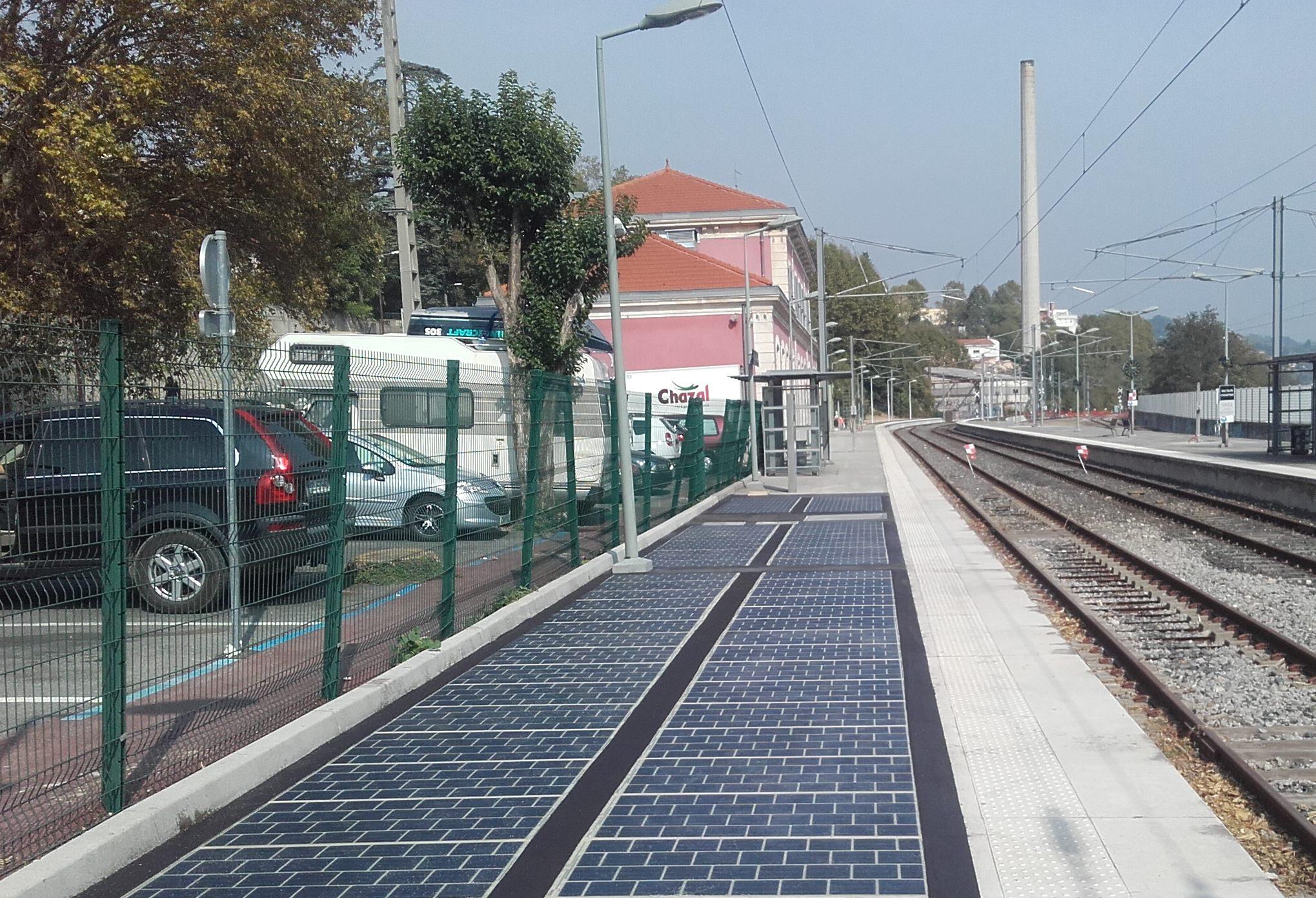 Gallery Wattway Solar Road 2
