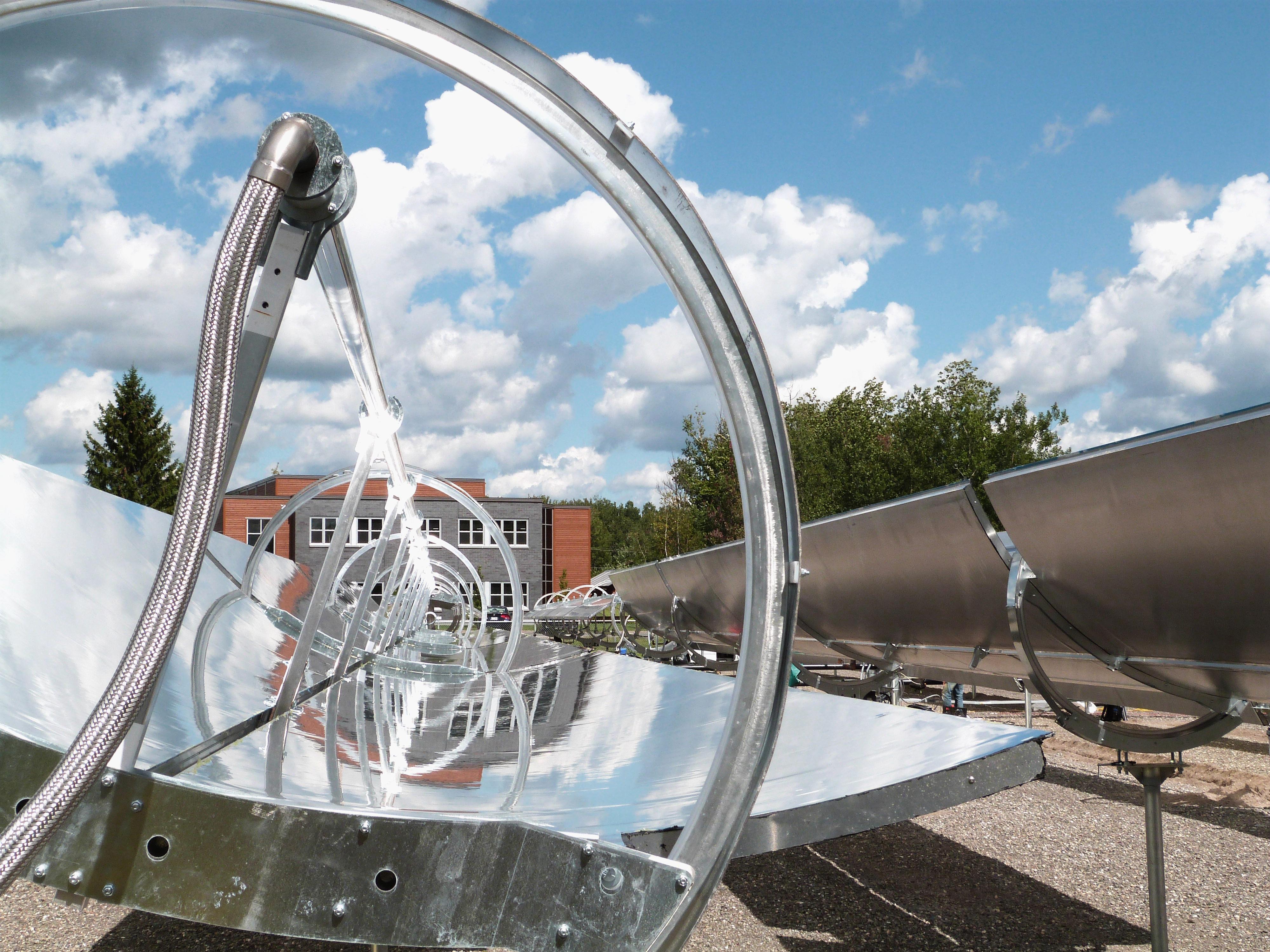 Gallery Smart solar boiler 2