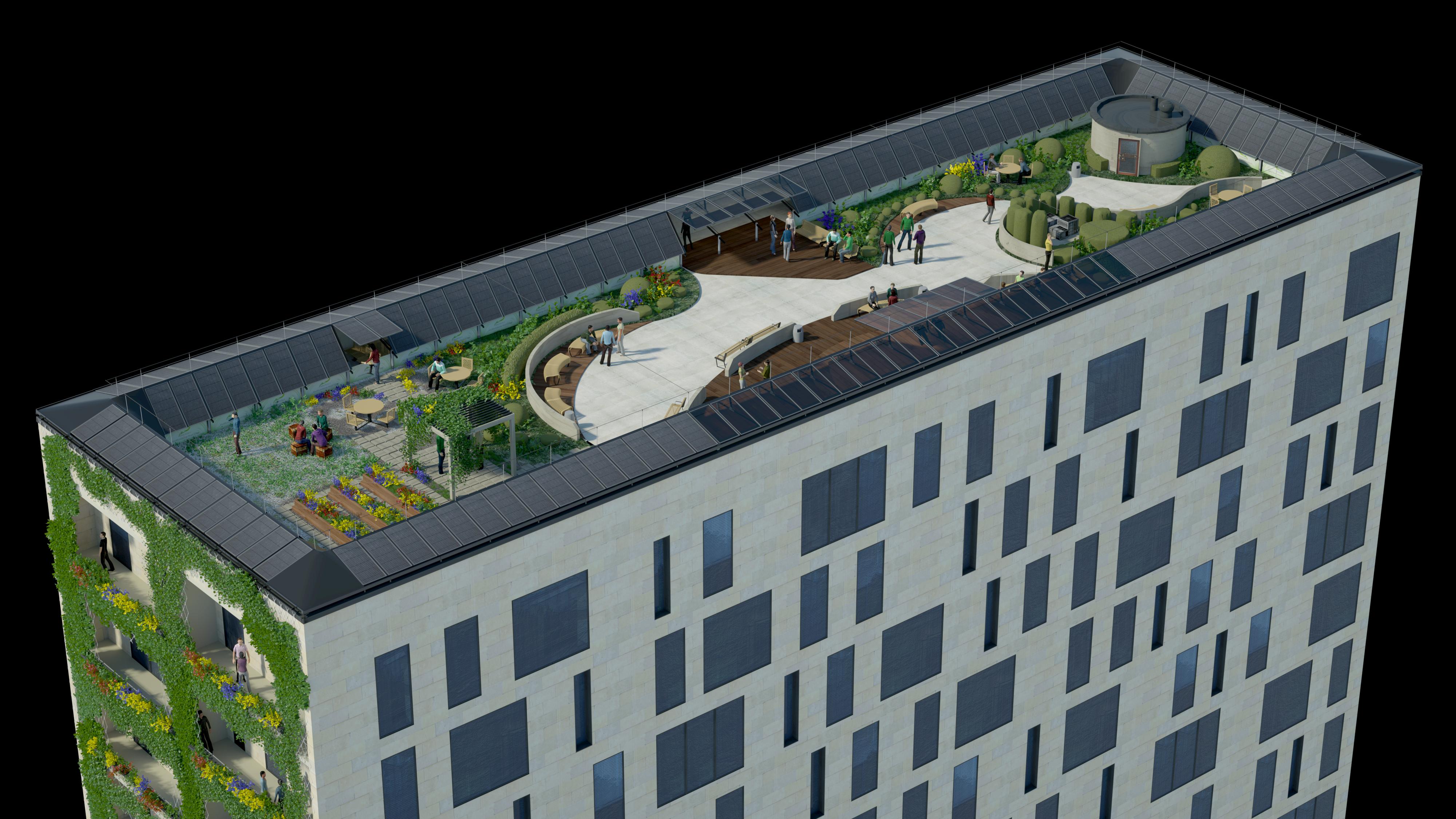 Gallery Multifunctional Roof Edge (MRE) 2