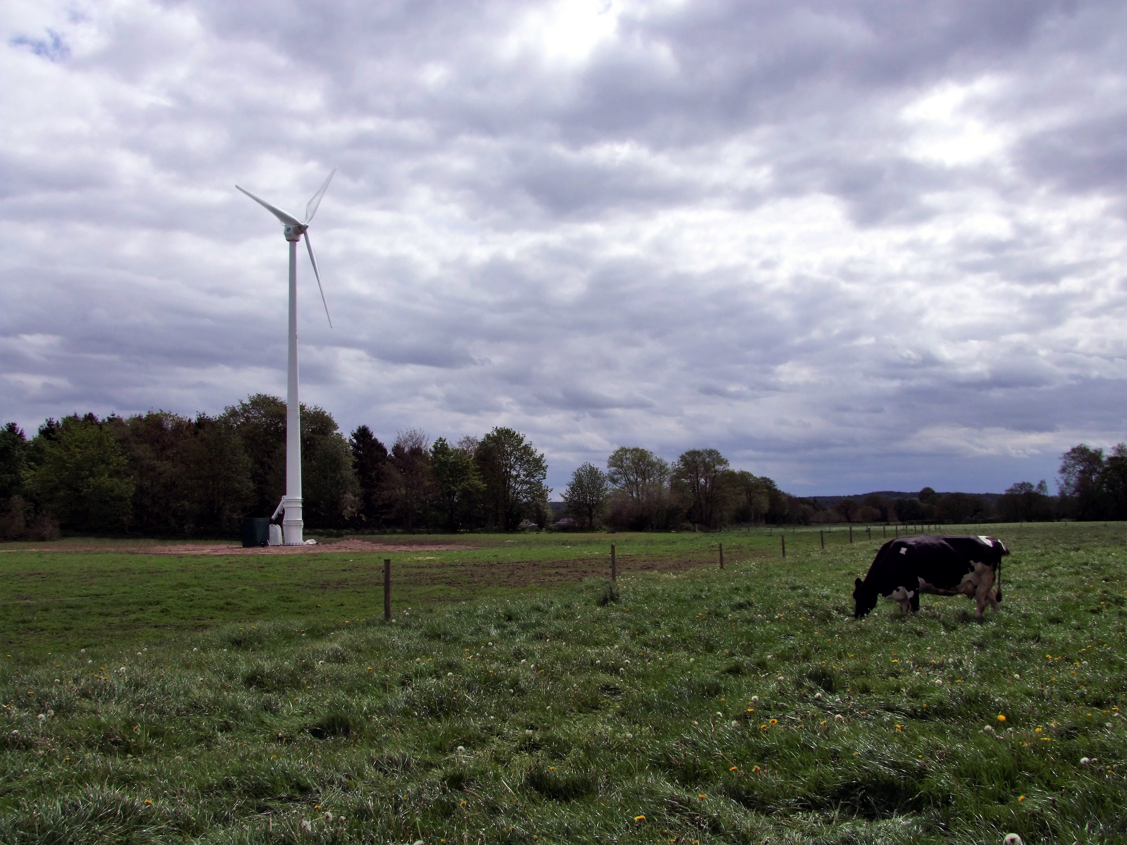 Gallery Eocycle/EO25 Distributed Wind Turbine 2