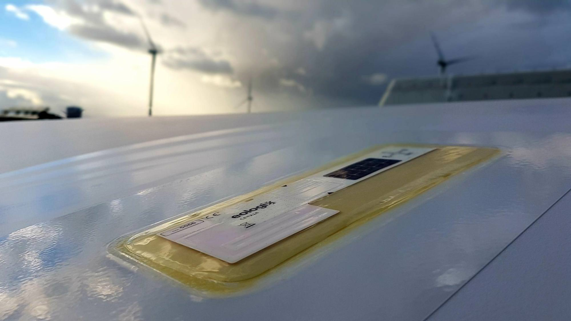 Gallery Ice detection for wind turbines  2
