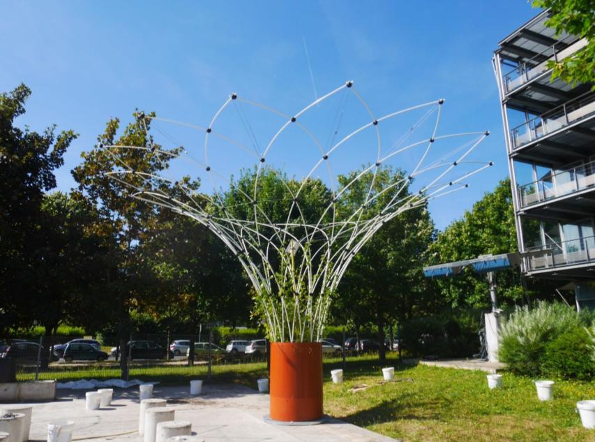 Gallery Lightweight Vegetalization Structure 2
