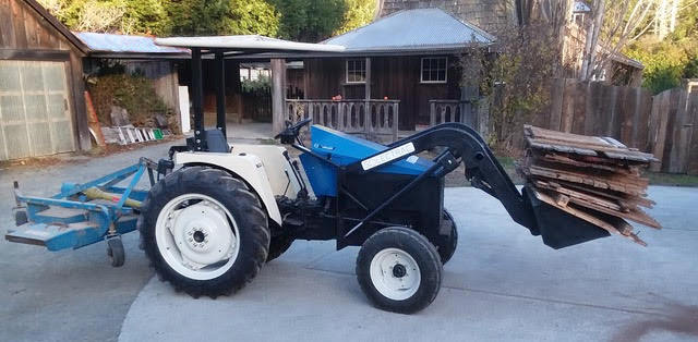 Gallery Solectrac Electric Tractors 2