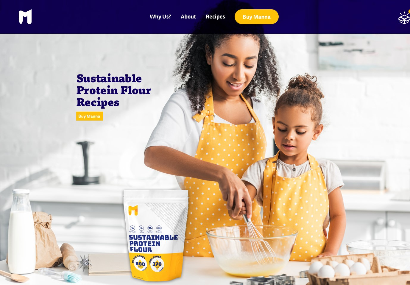 Gallery Sustainable Protein Flour 2