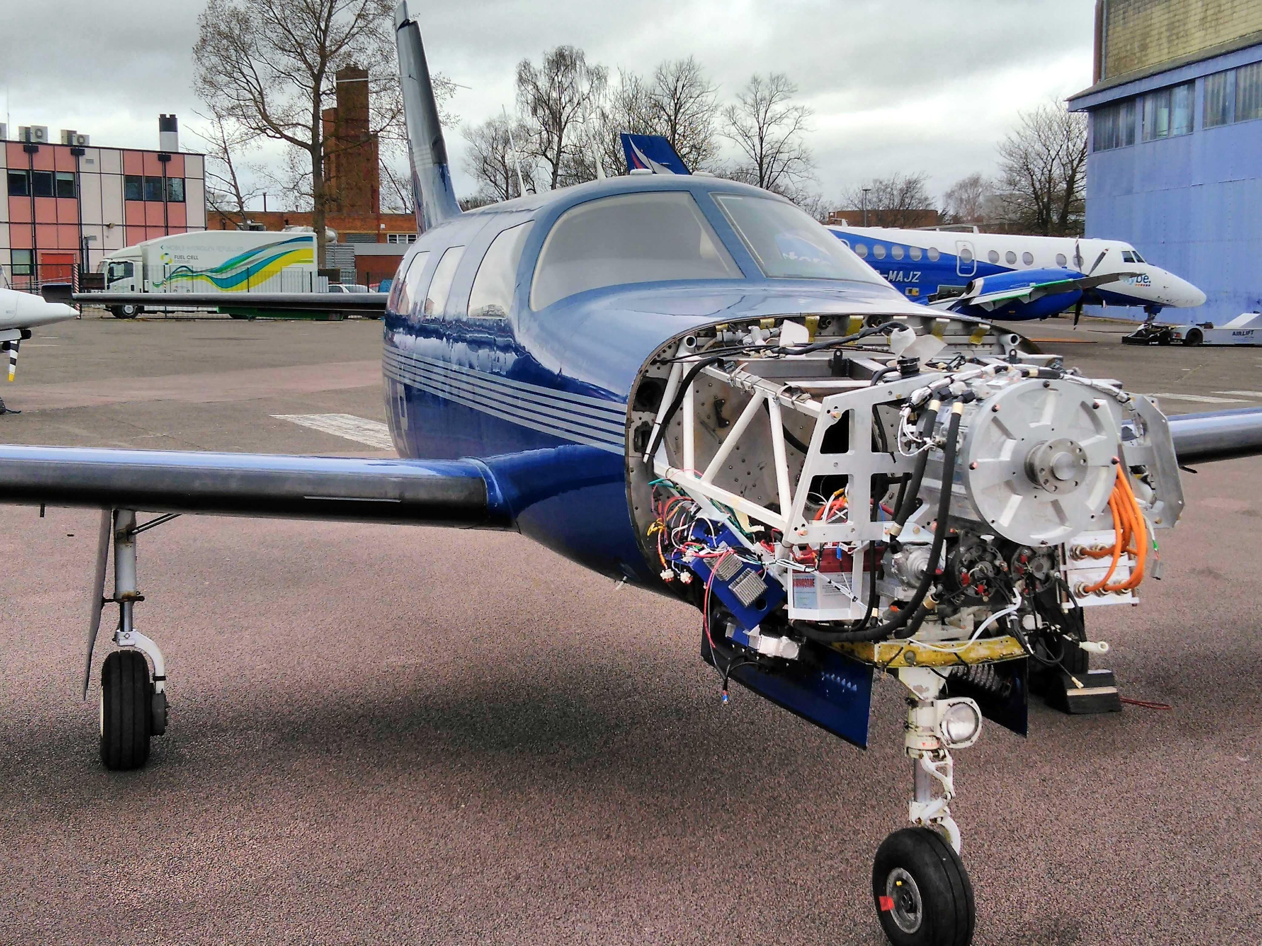 Gallery Hydrogen electric powertrain for aviation 2