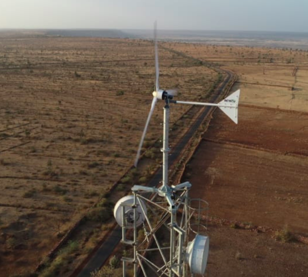 Gallery Wind Turbine For Telecom Towers 2