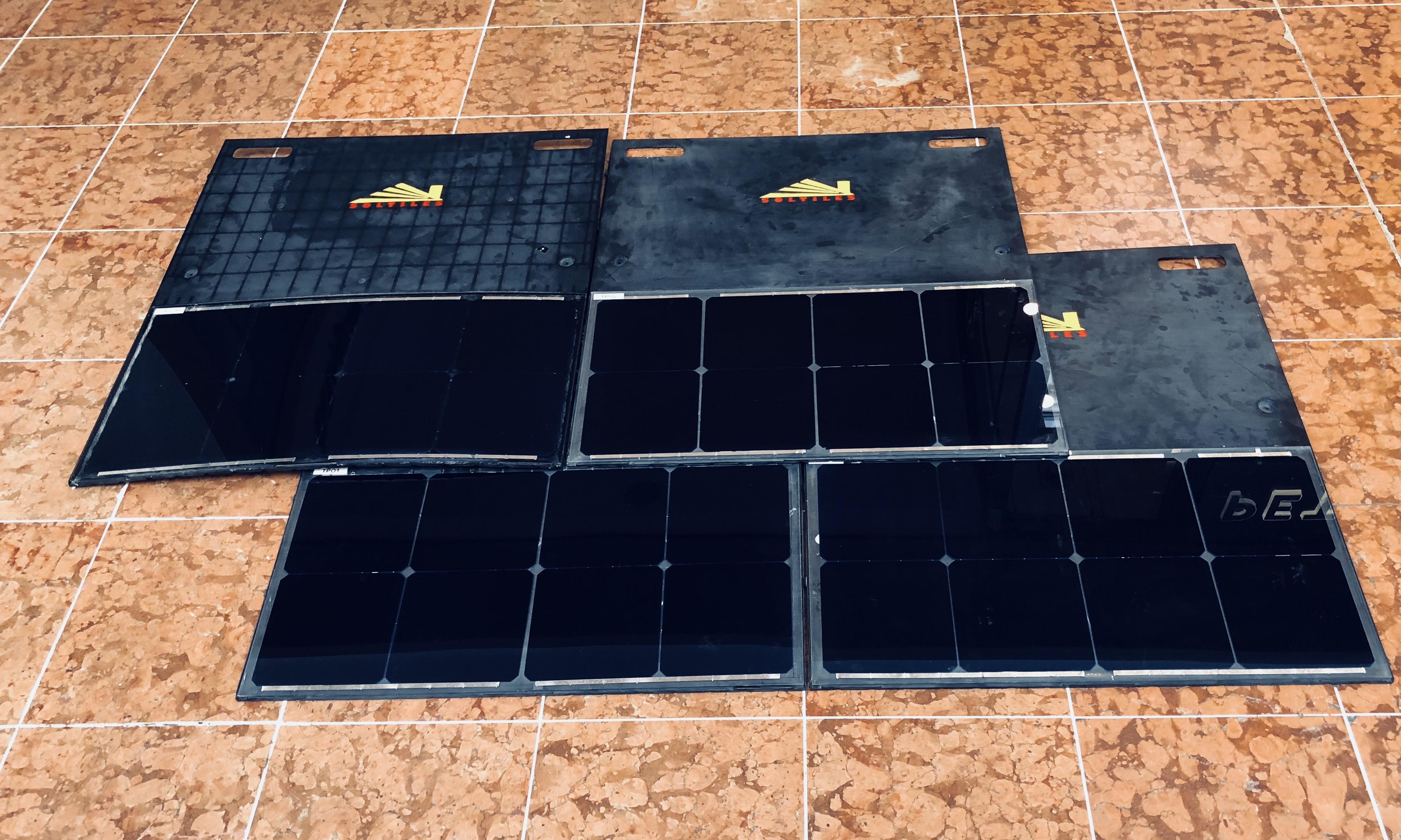 Gallery  Soltiles Solar Tiles 2