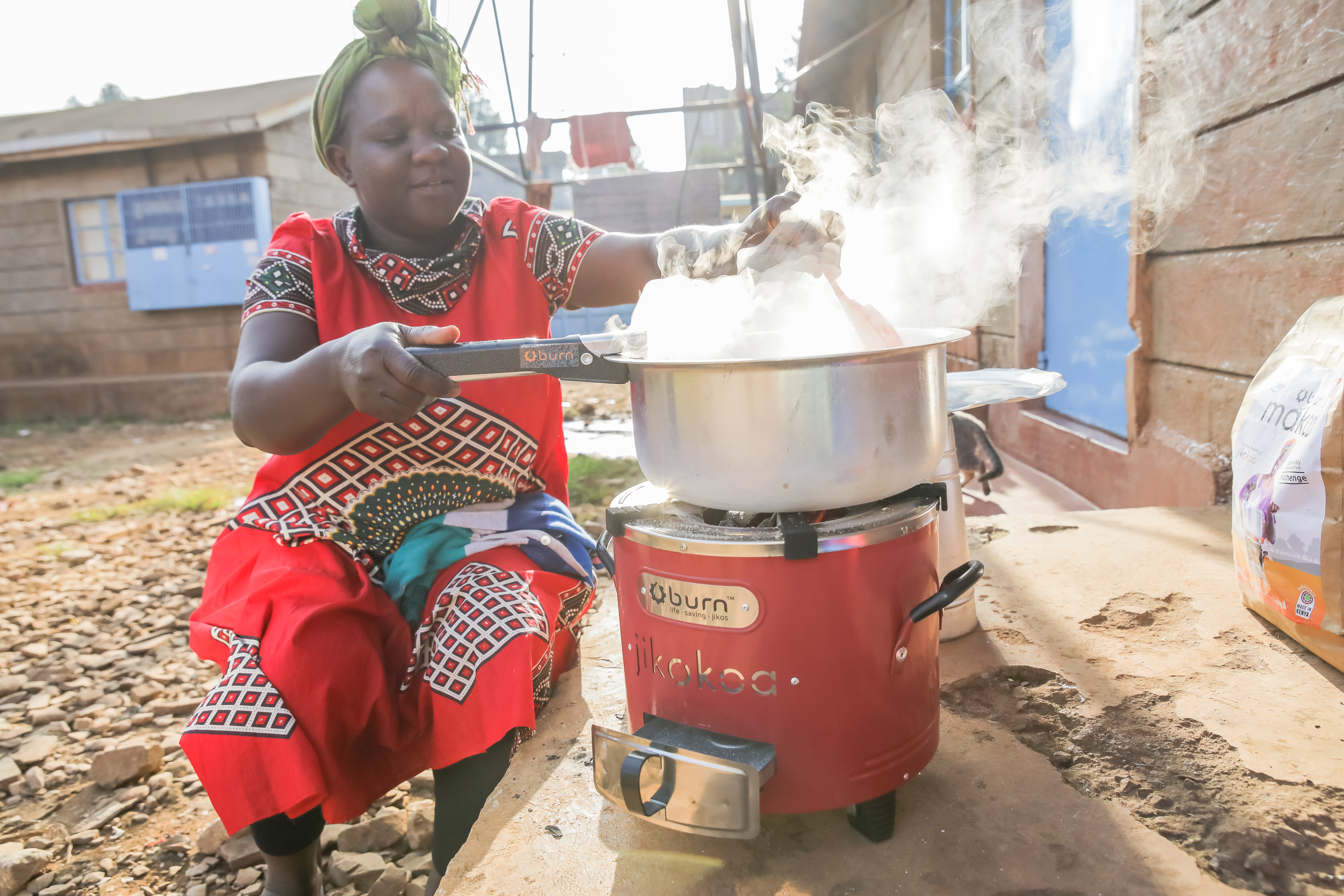 Gallery Clean Burning Biomass & Electric Cookstoves 2
