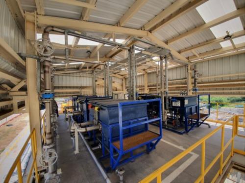 Gallery Electro Contaminant Removal (ECR) System 2