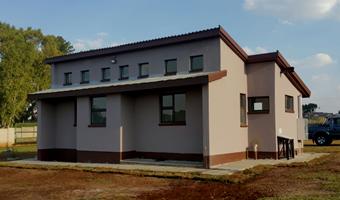 Gallery ENVIROCRETE Bioclimatic Houses & Building 2