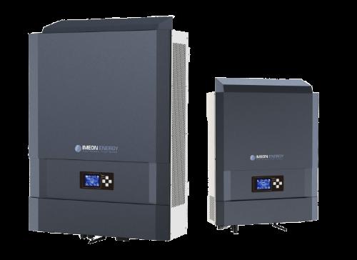 Gallery IMEON Solar Hybrid & Inverter System 2