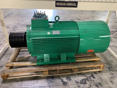 Gallery Maxeff Induction Motor Generator 2