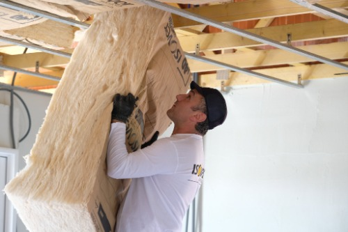 Gallery ISOVER bio-based glass wool insulation 2
