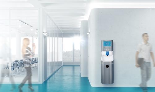 Gallery Combi - handwashing station 2