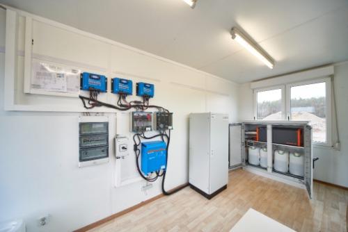 Gallery Ecoport 800 Methanol Fuel Cell 2