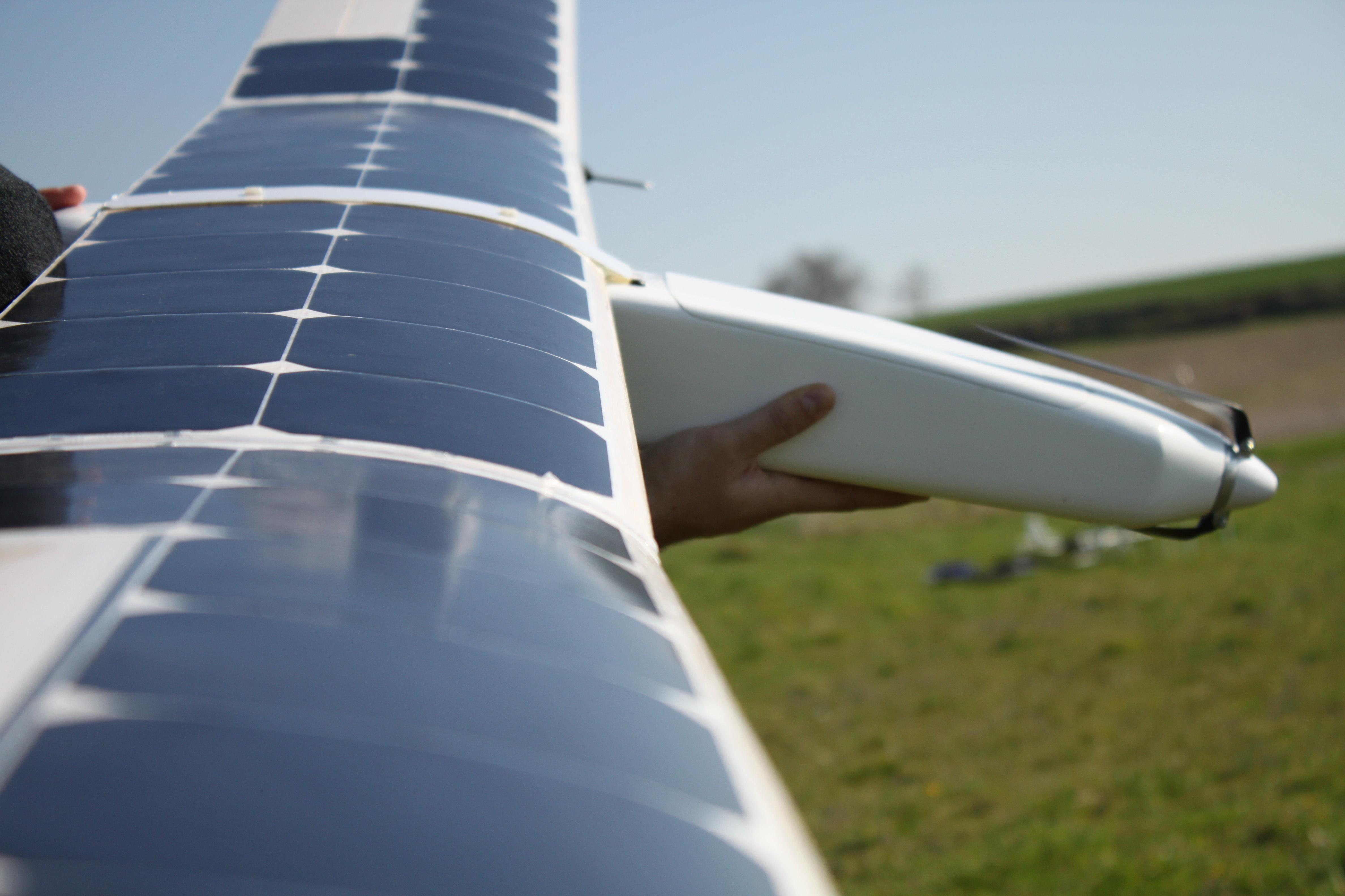 Gallery SB4 Phoenix Solar Drone 3