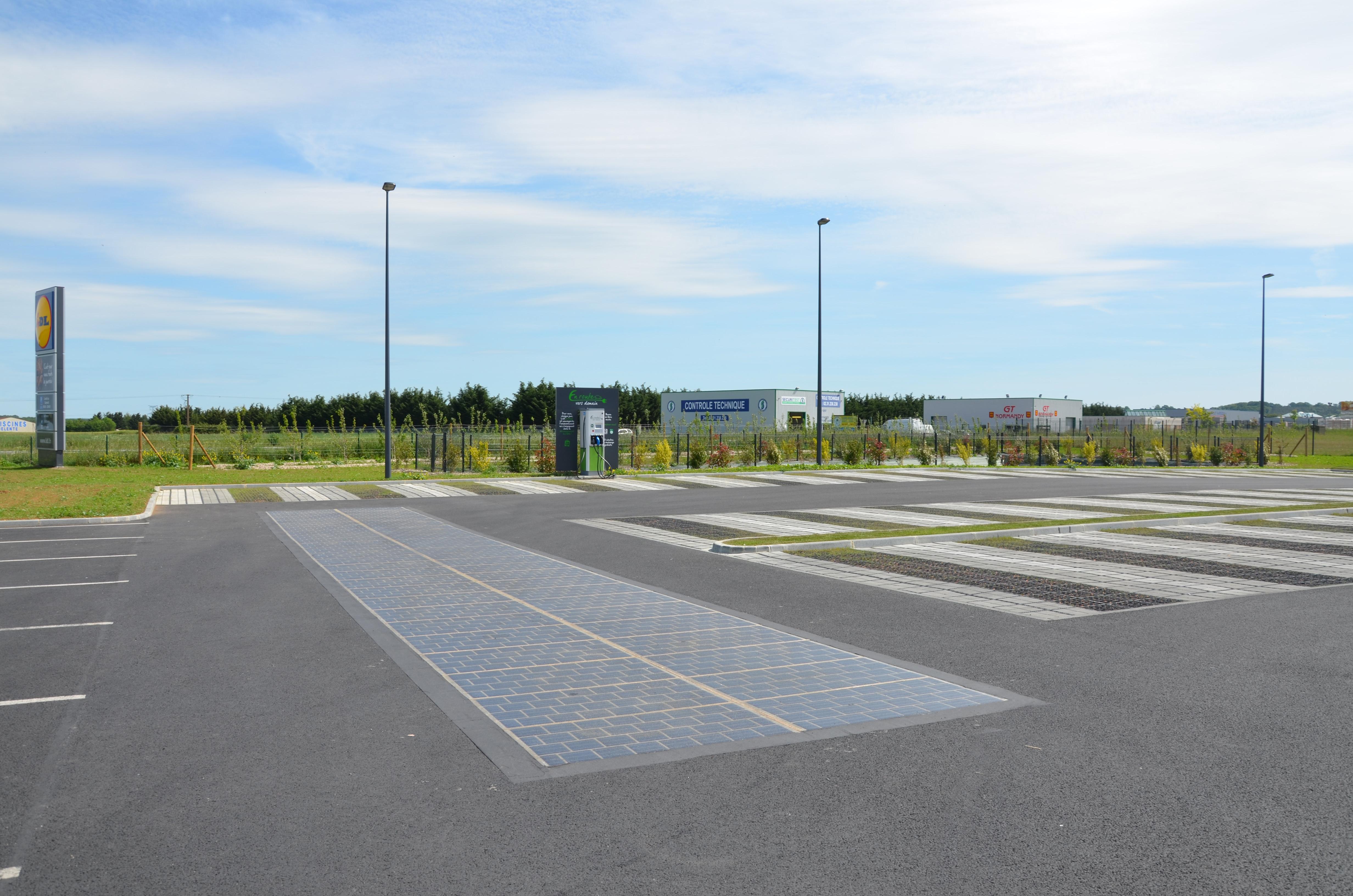 Gallery Wattway Solar Road 3