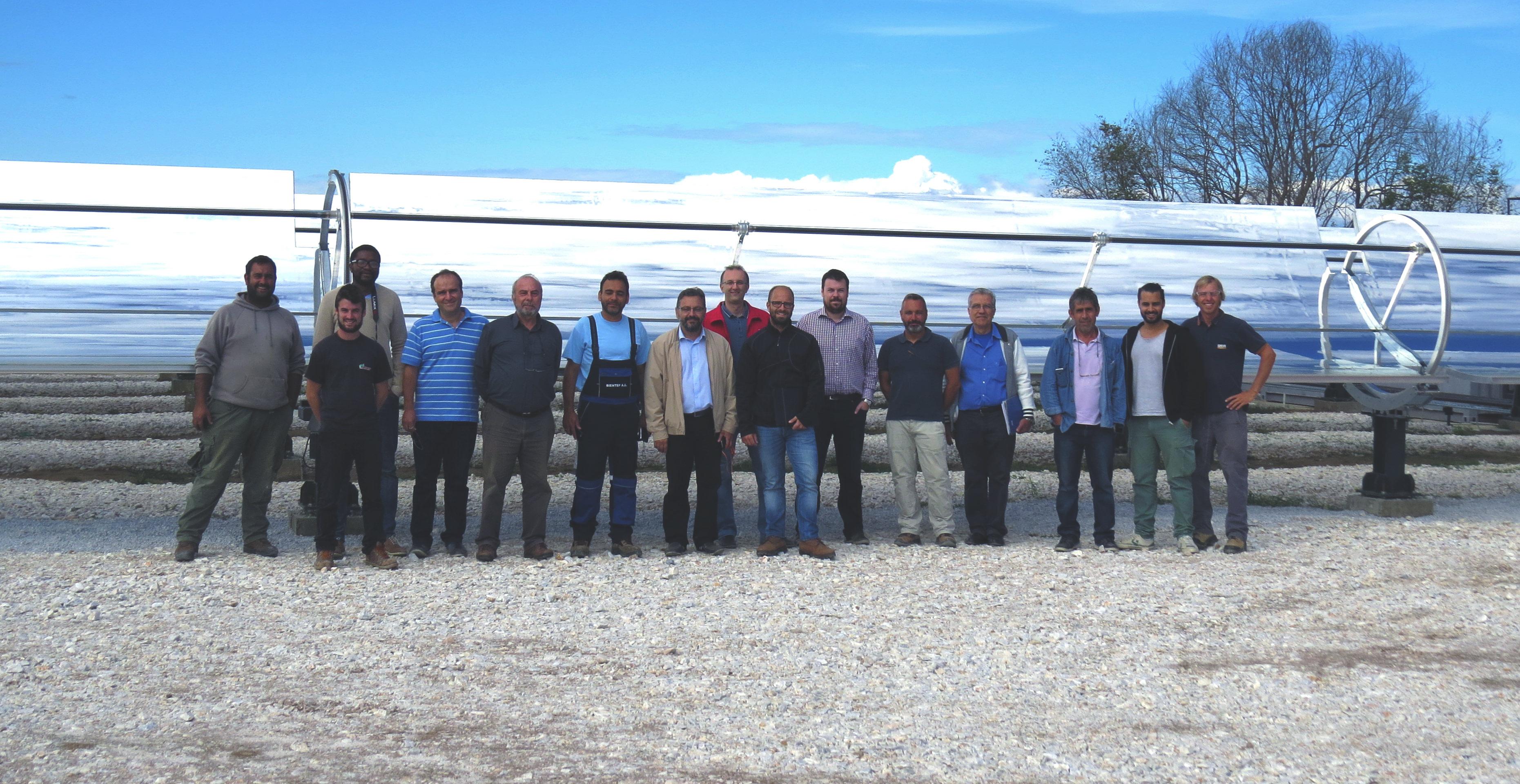 Gallery Smart solar boiler 3