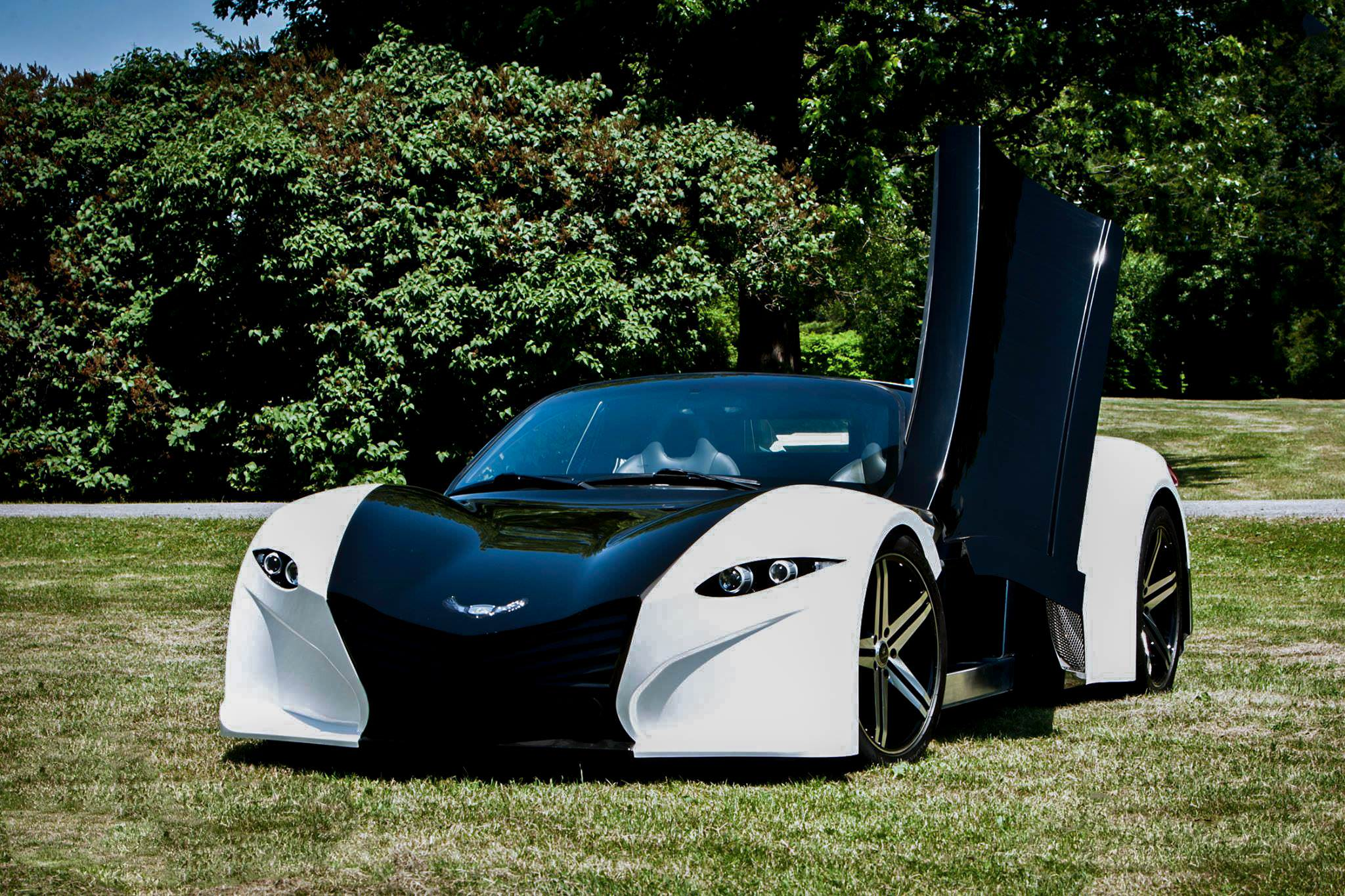 Gallery Opulent Electric Vehicles 3