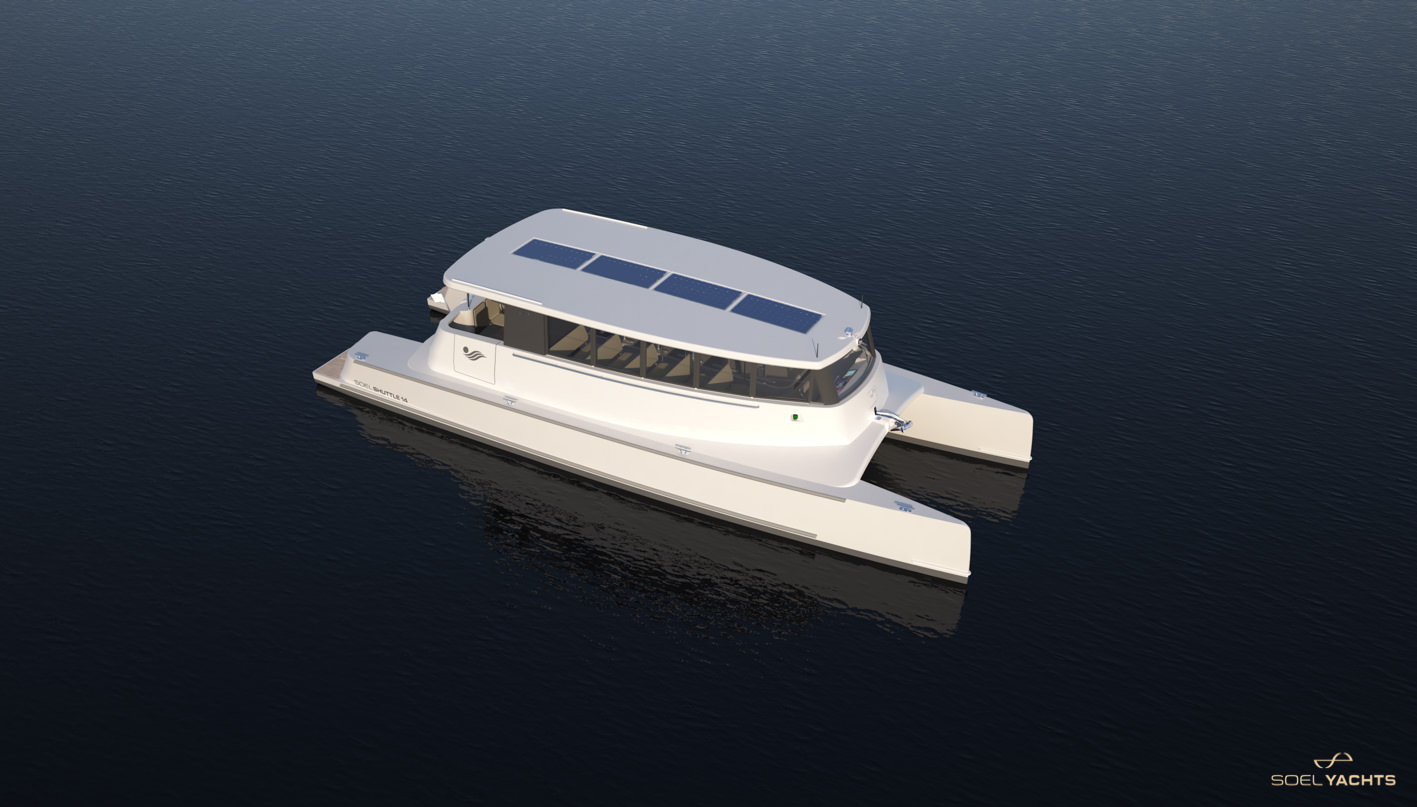 Gallery Solar electric boats 3