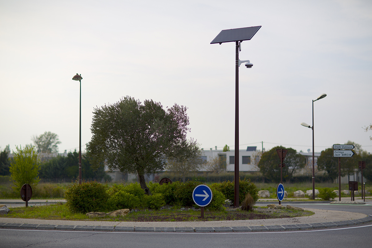 Gallery LUMI'IN smart solar streetlights 3
