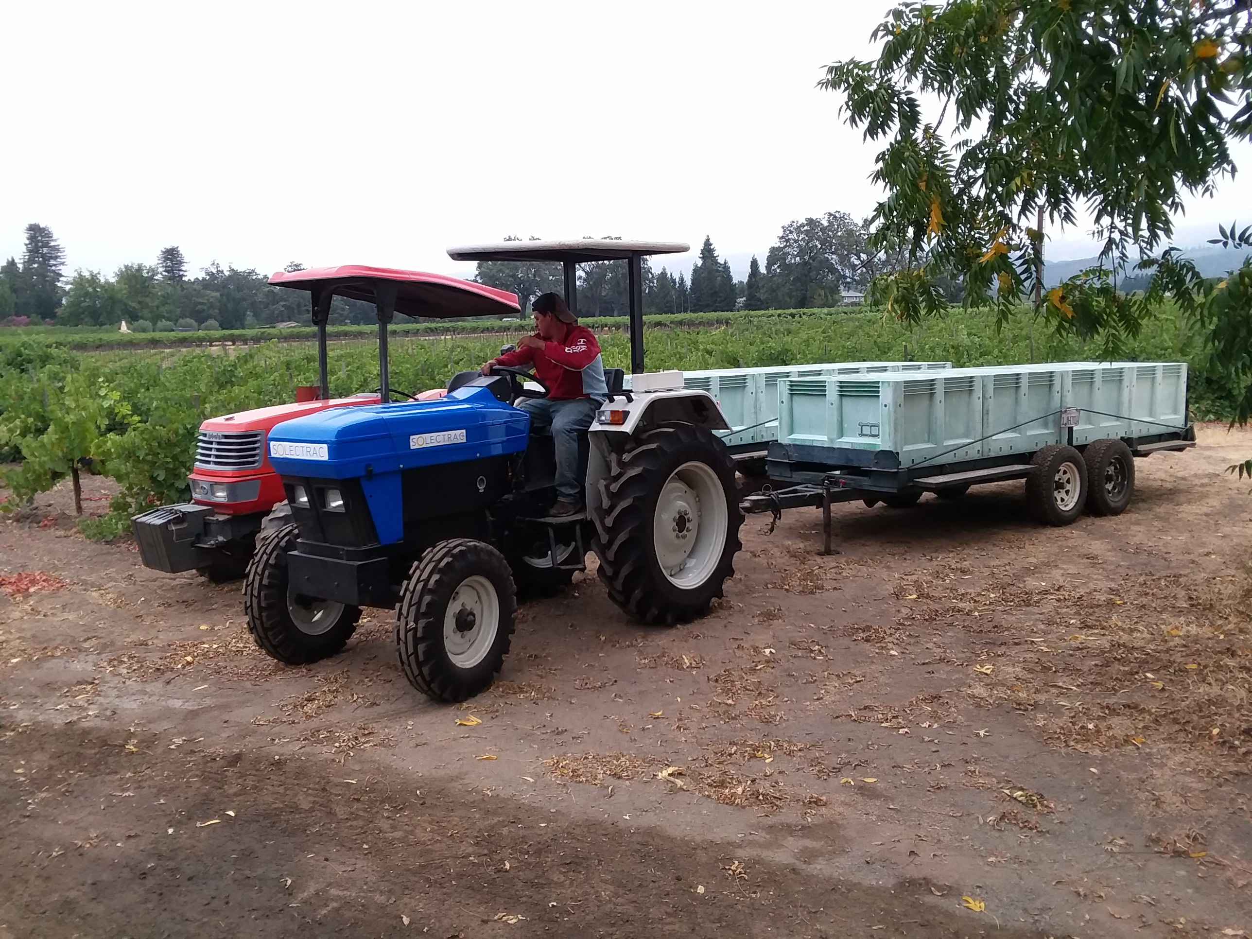 Gallery Solectrac Electric Tractors 3